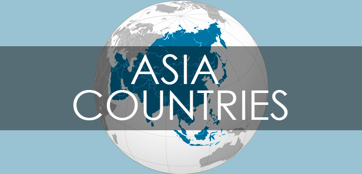 How Many Countries in Asia?