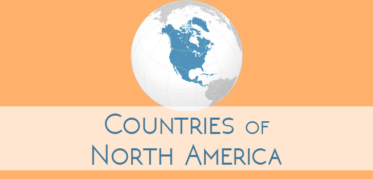 How Many Countries in North America?